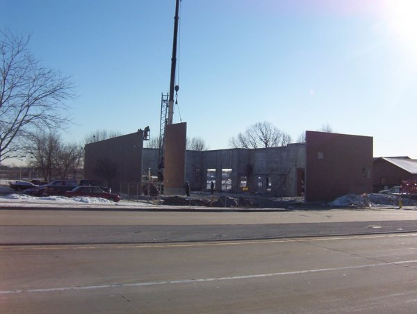 Tinley Park Park District Maintenance Facility